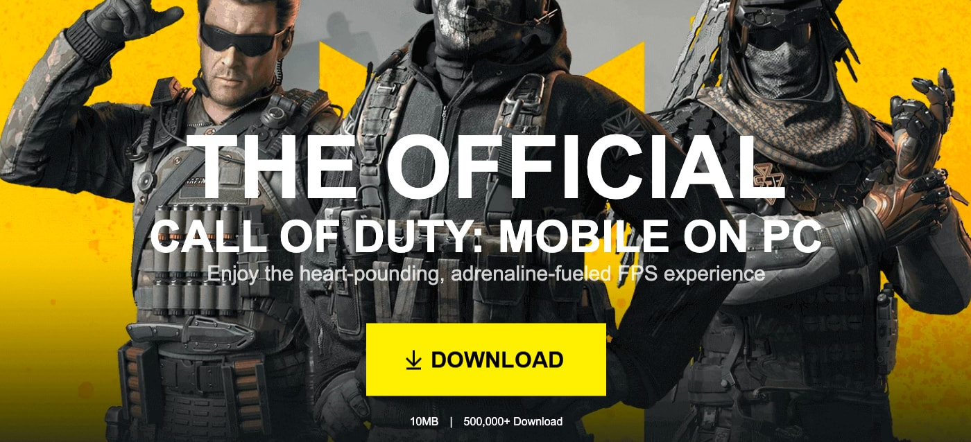 Download Call Of Duty Mobile On Pc Windows And Mac 2020