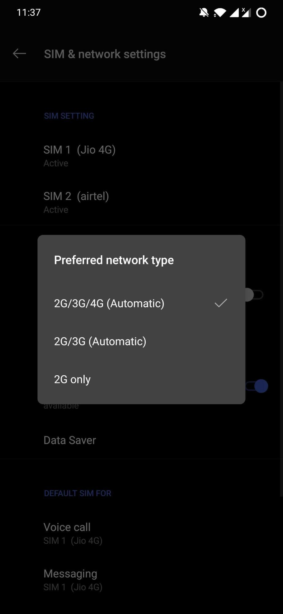 Change Network