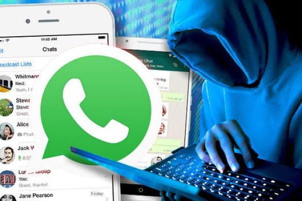 Check if anyone is spying WhatsApp