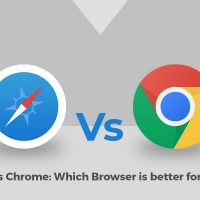 Chrome Vs Safari iOS