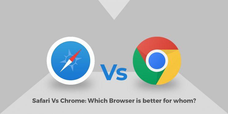 Chrome Vs Safari iOS