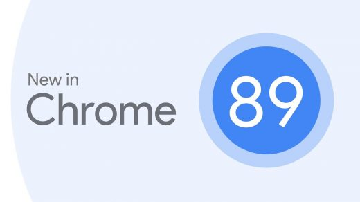 Chrome for Android 89 Update
