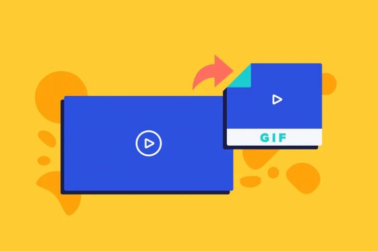 Convert Burst Photos to GIF on iOS