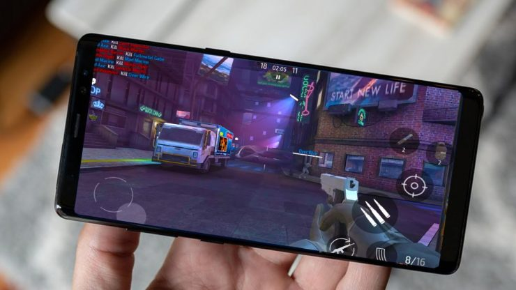 CyberPunk for Android Mobile