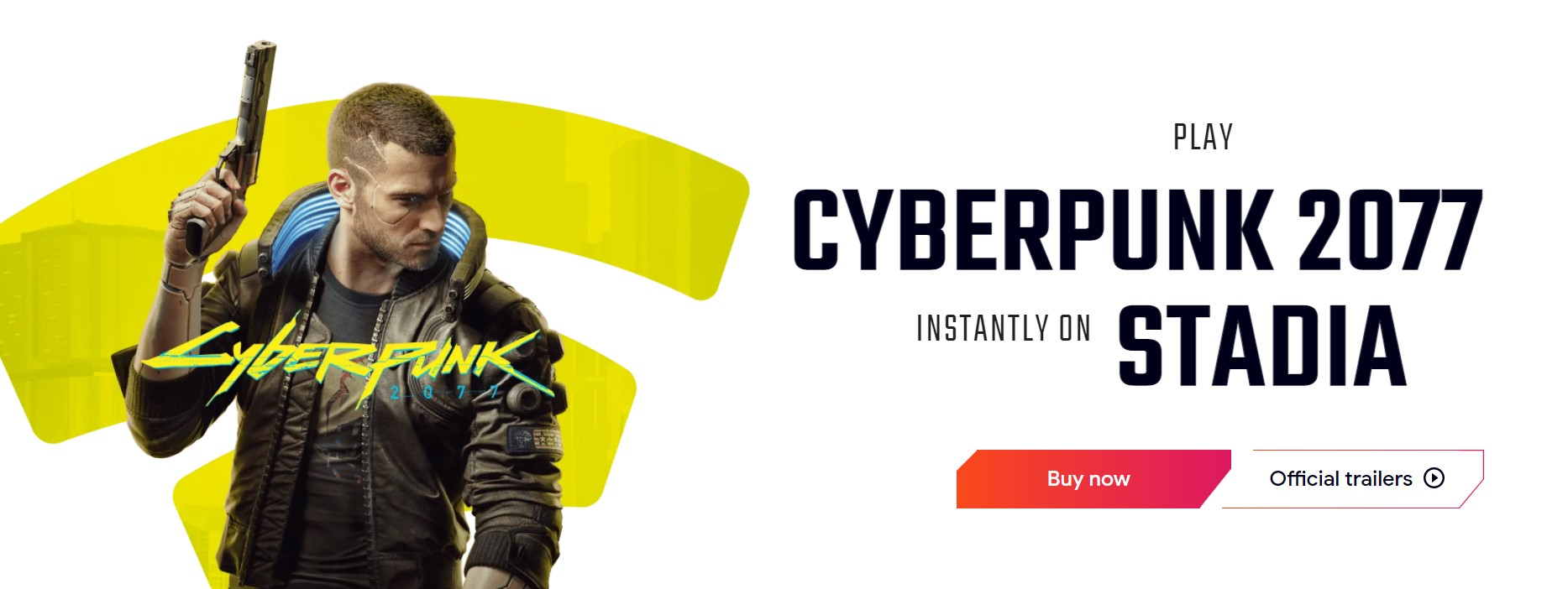 Cyberpunk 2077 Purchase Stadia