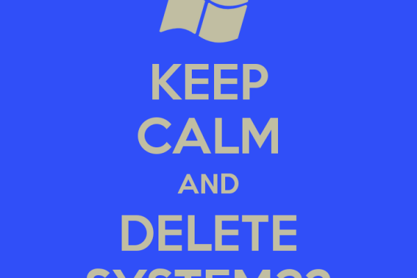 How to Delete System32 Windows (C:) Drive Files? 1