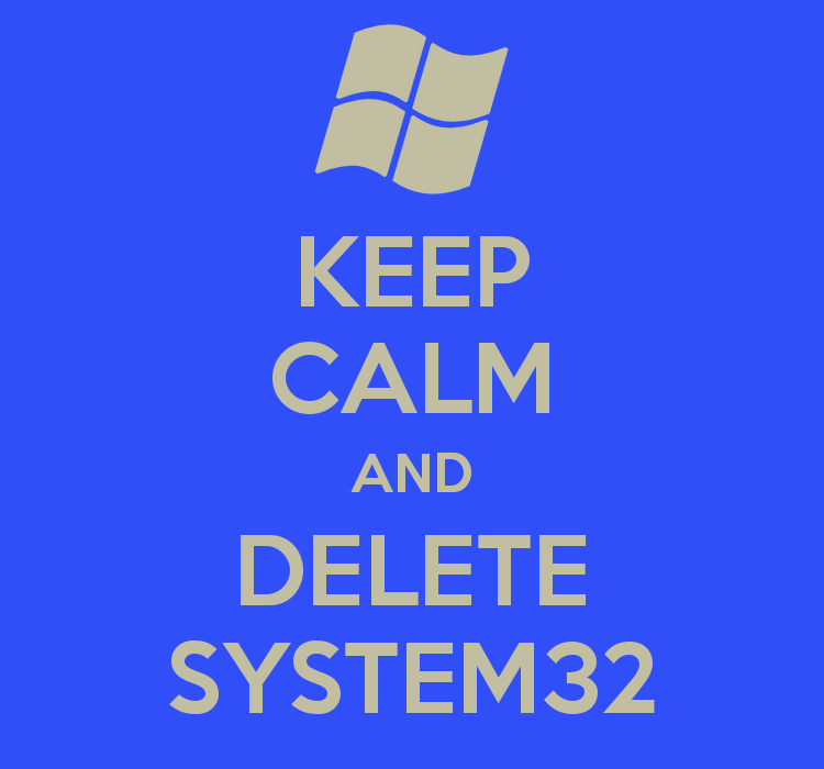 How to Delete System32 Windows (C:) Drive Files? – DigitBin