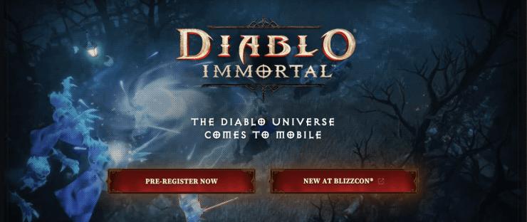 Diablo Immortal Free