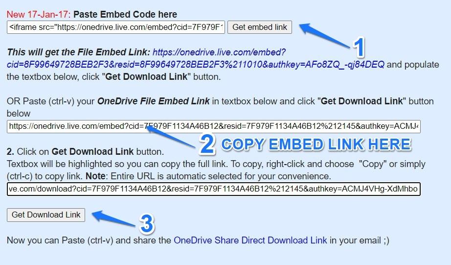 Direct Download Link Download