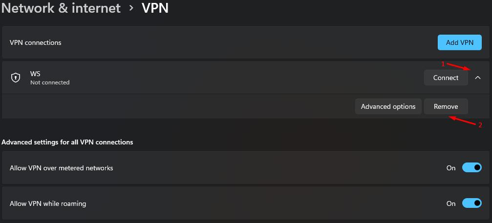 Disable VPN Network (5)