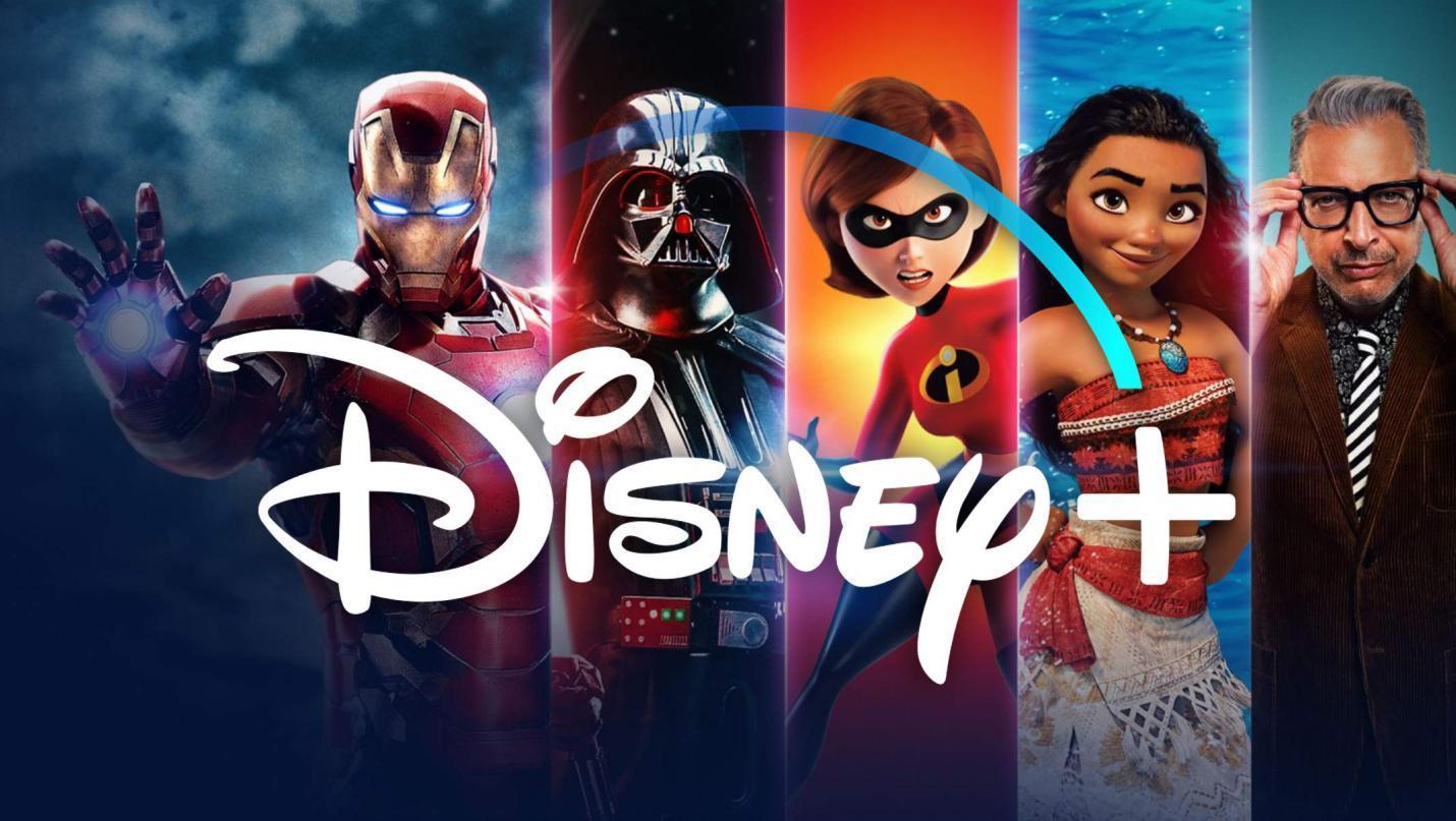 Disney + UI