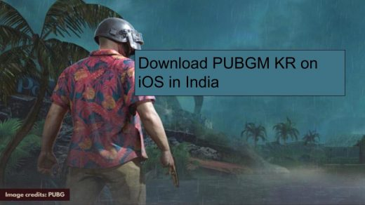 Download PUBG Mobile KR vesion on India for iPhone and iPad