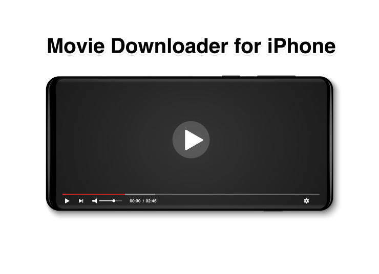 Download Movie on iPhone