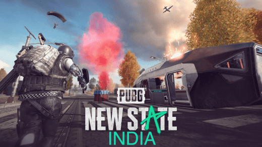 Download PUBG New State APK India APK+OBB