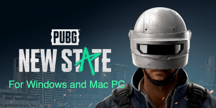 Download PUBG New State for PC