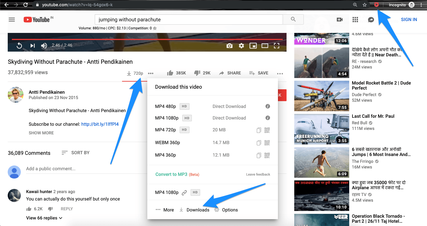 7 Free Chrome Extension to Download YouTube Videos