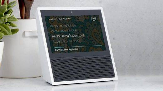 Echo Show YouTube & Netflix