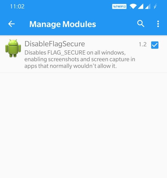 Enbale_DisableFlagSecure