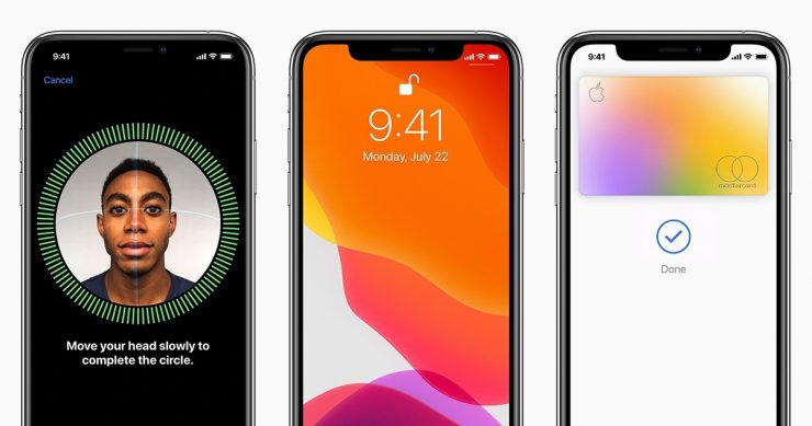 Face ID Not Working iPhone 12