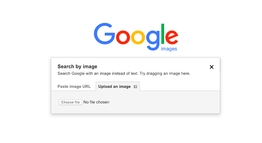 Facebook Search By Image on Google