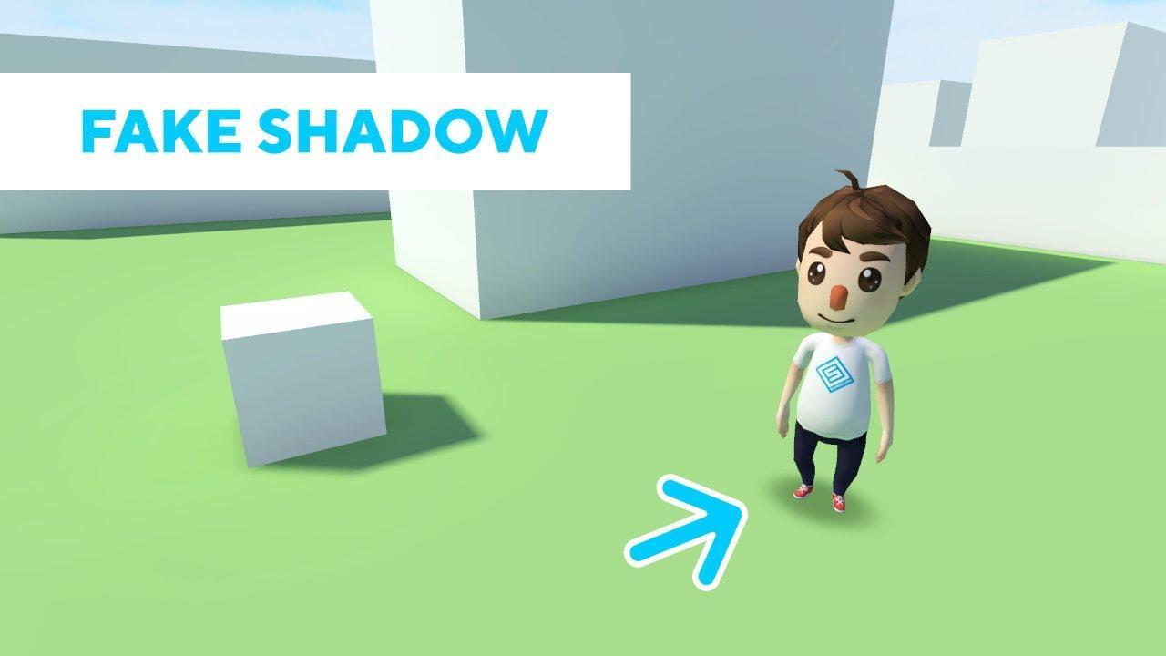 Fake Shadow