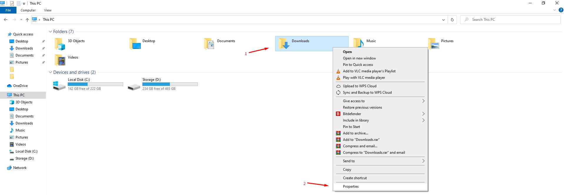 File Explorer
