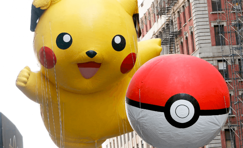 Find your Pikachu in Pokemon GO