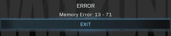 Fix-COD-Warzone-Memory-Error-13-71