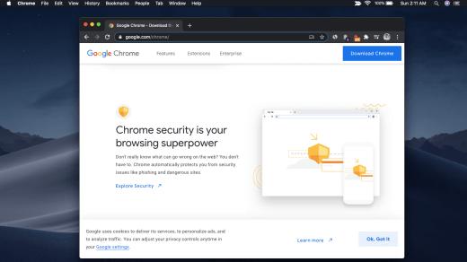 Fix Google Chrome Freeze on Mac