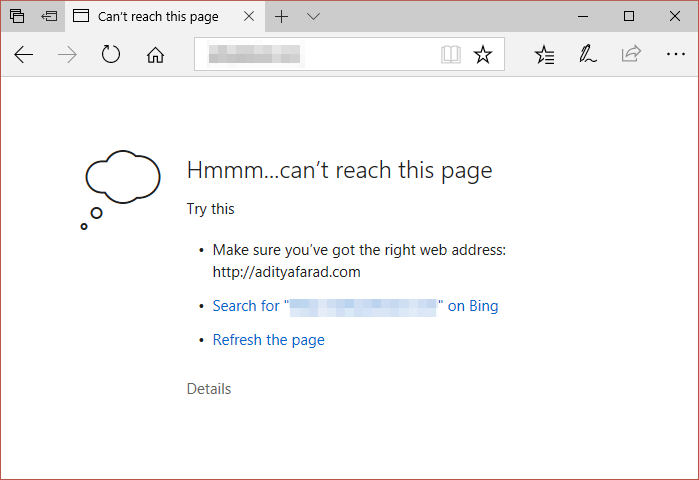 Fix-Hmm-we-cant-reach-this-page-error-in-Microsoft-Edge