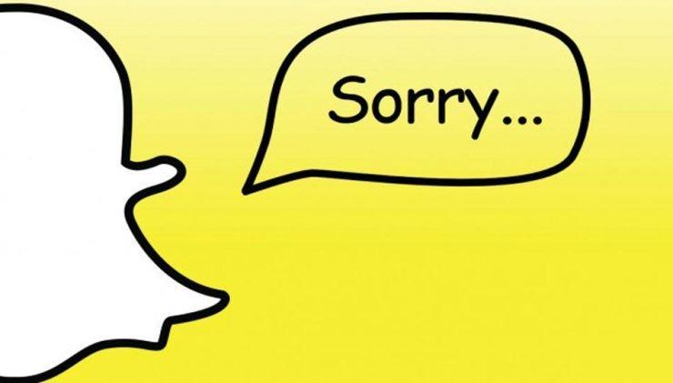 Fix Snapchat Error