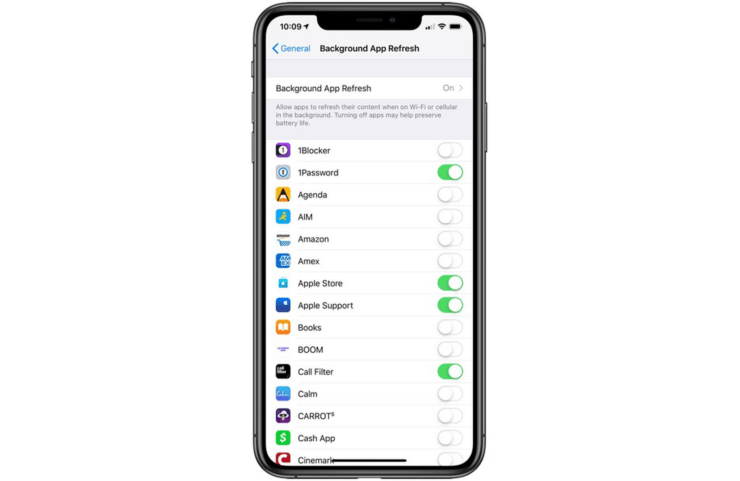 Fix Background App Refresh Not Working on iPhone