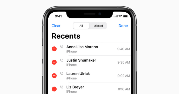 Fix Call History Not Showing on iPhone