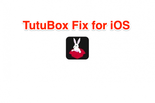Fix Tutubox Not Working for iOS