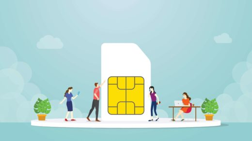 Fix iPhone SIM card no network and no service