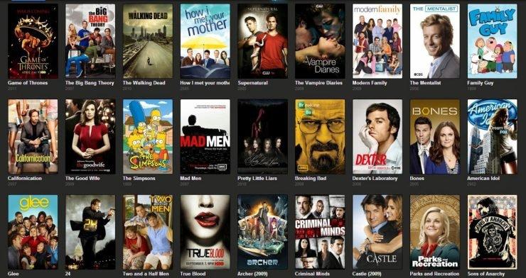 Free TV Show Sites