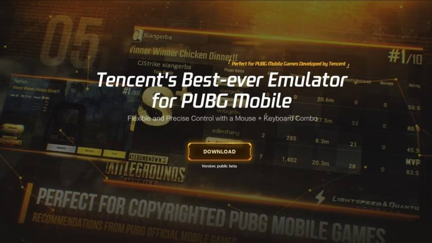 Gaming Buddy for PUBG Mobile