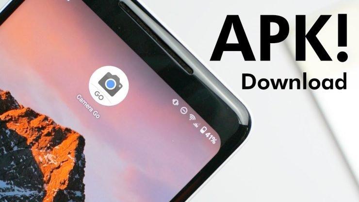 Google Camera Go APK