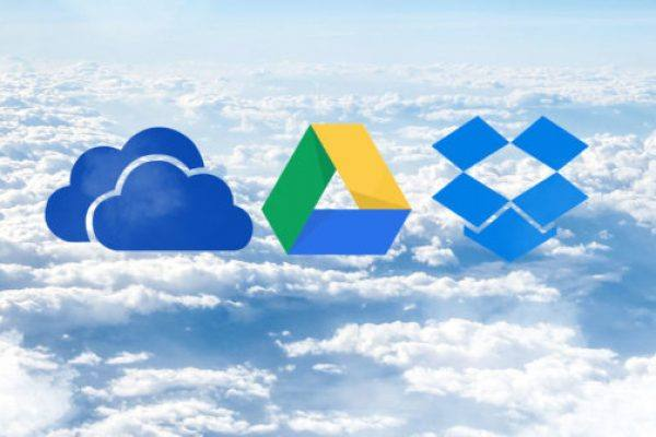 Google Drive Vs One Drive Vs Drop Box