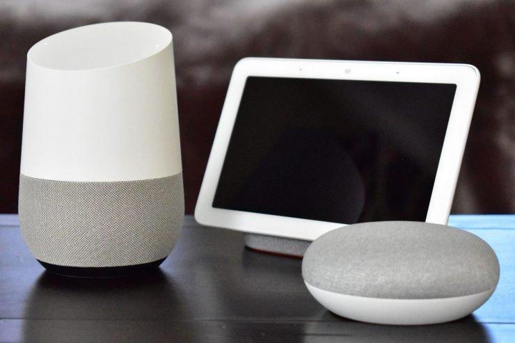 Google Home Nest Apps
