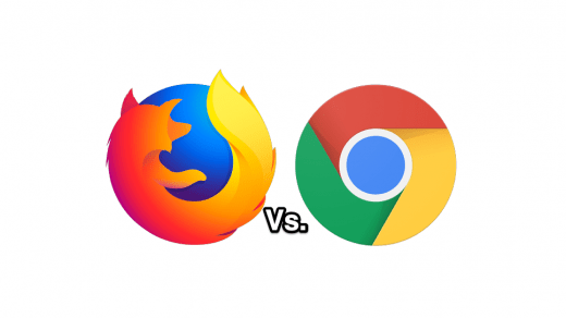Google Chrome Vs Firefox Compare