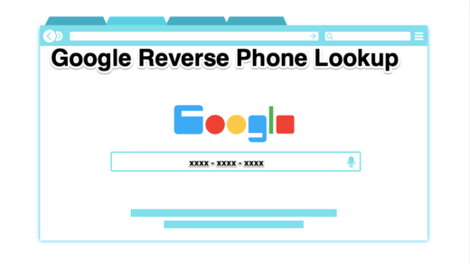 Google Reverse Phone Number Lookup
