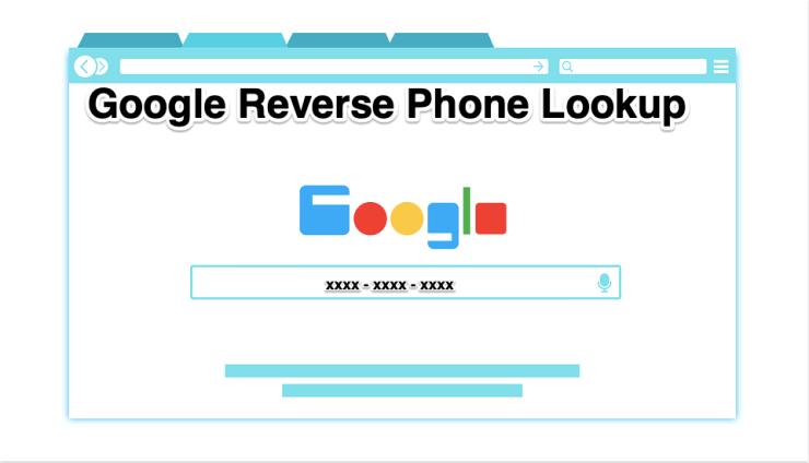 Google Reverse Phone Number Lookup
