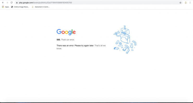 Google, Gmail and YouTube Outage Fixed