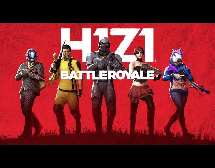 H1Z1 Mobile