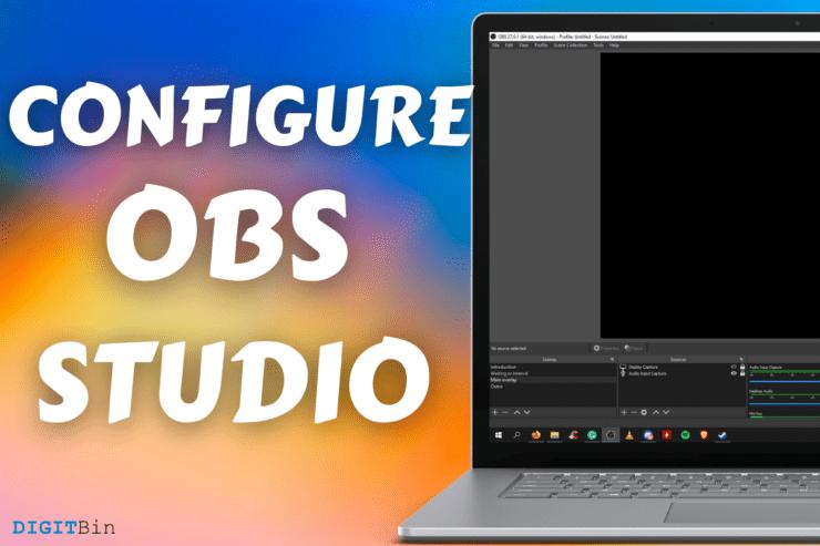 How to Configure OBS Studio