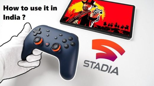 How to Use Stadia in India?