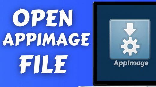 How to open AppImage in Linux
