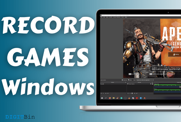How to record video games on Windows 10