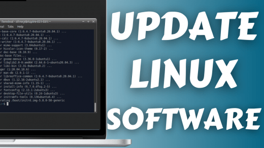 How to update Software and Programs in Linux PC?